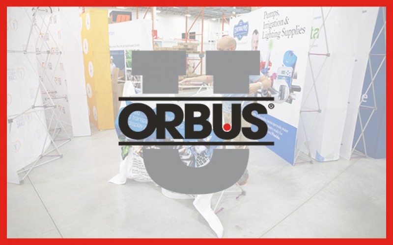 Orbus Exhibit & Display Group Announces Session Dates For Orbus University 2020